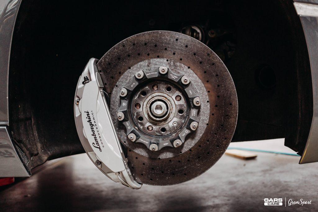 Lamborghini Aventador - autodetailing - carscare.pl