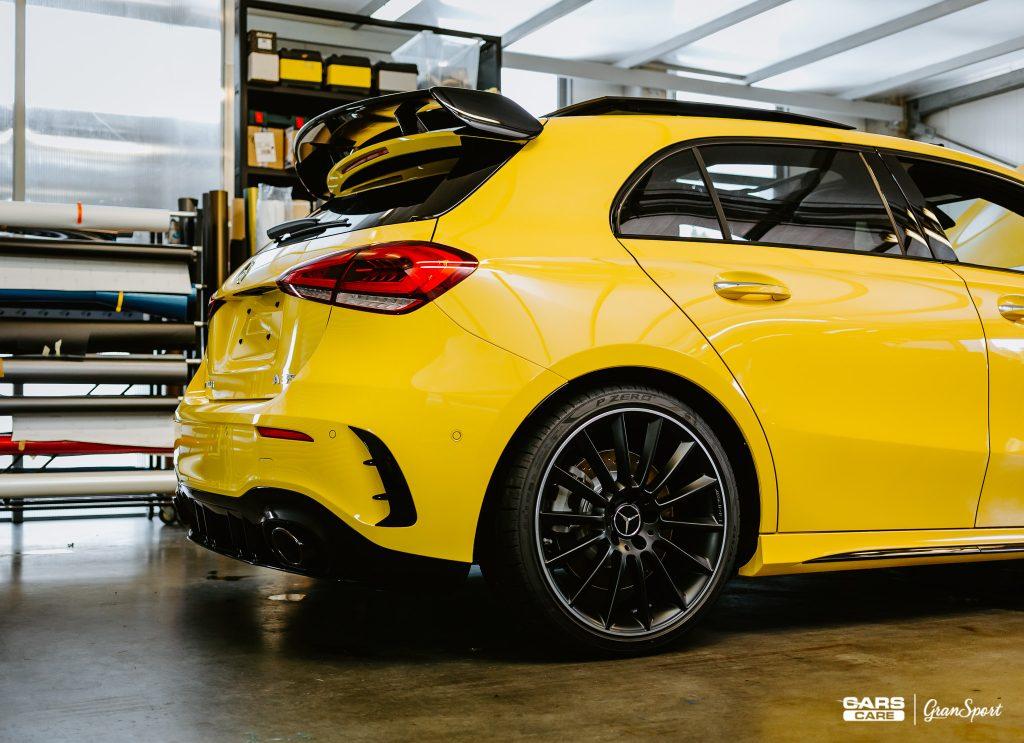 Mercedes-AMG A35 - autodetailing - carscare.pl