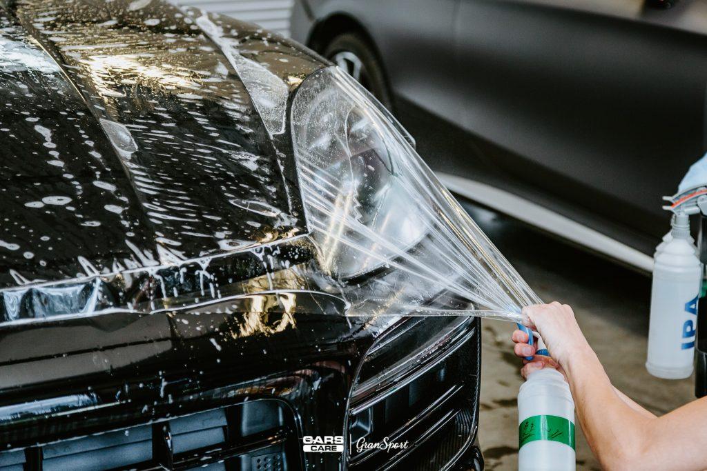 Oklejanie aut folią ochronną Poznań | Cars Care
