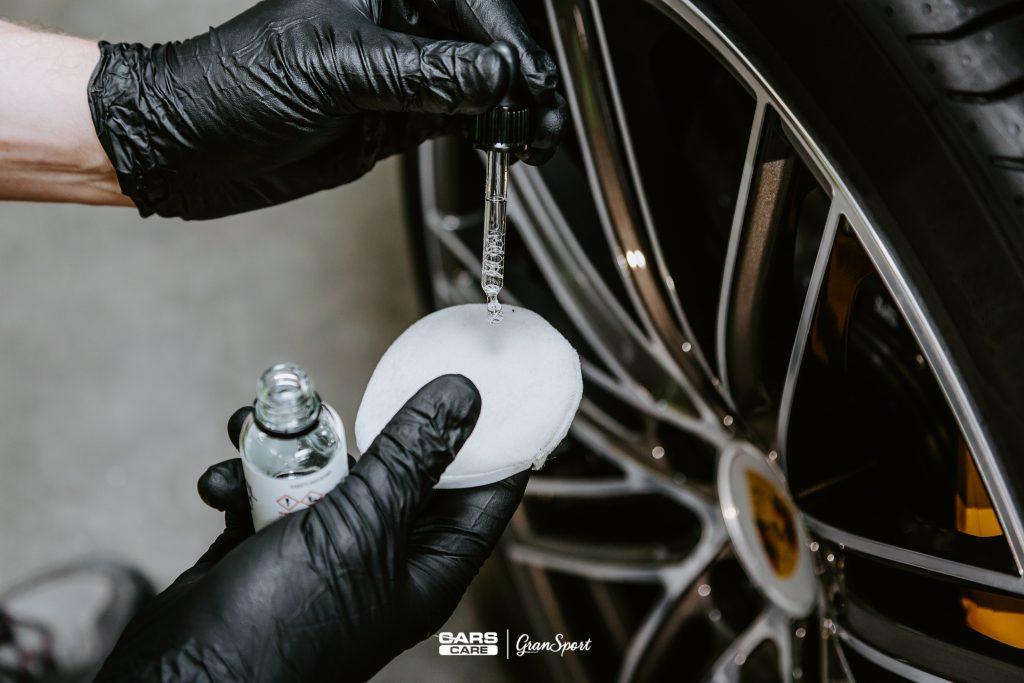 Ochrona ceramiczna felg Poznań | Cars Care