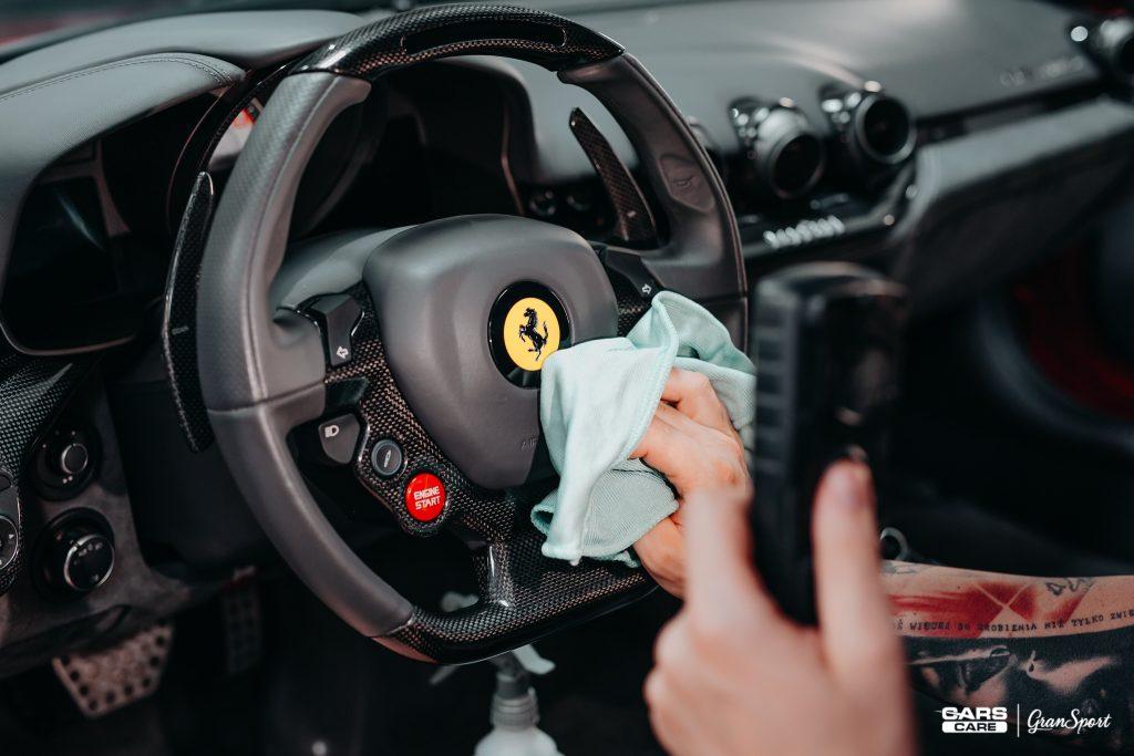 Detailing wnętrza samochodu Poznań | Cars Care