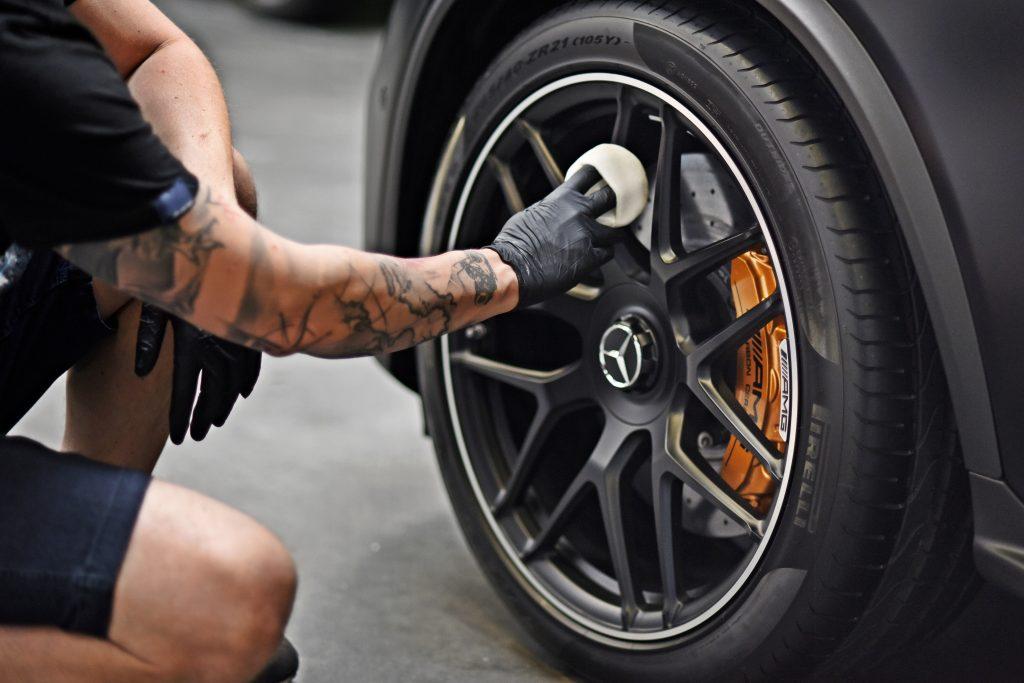 ceramiczna ochrona felg aluminiowych Poznań | Cars Care