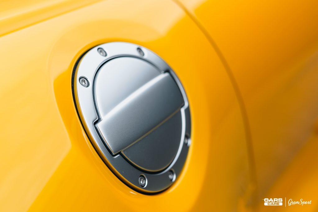 Mercedes-Benz SLS AMG Black Series - auto detailing - carscare.pl