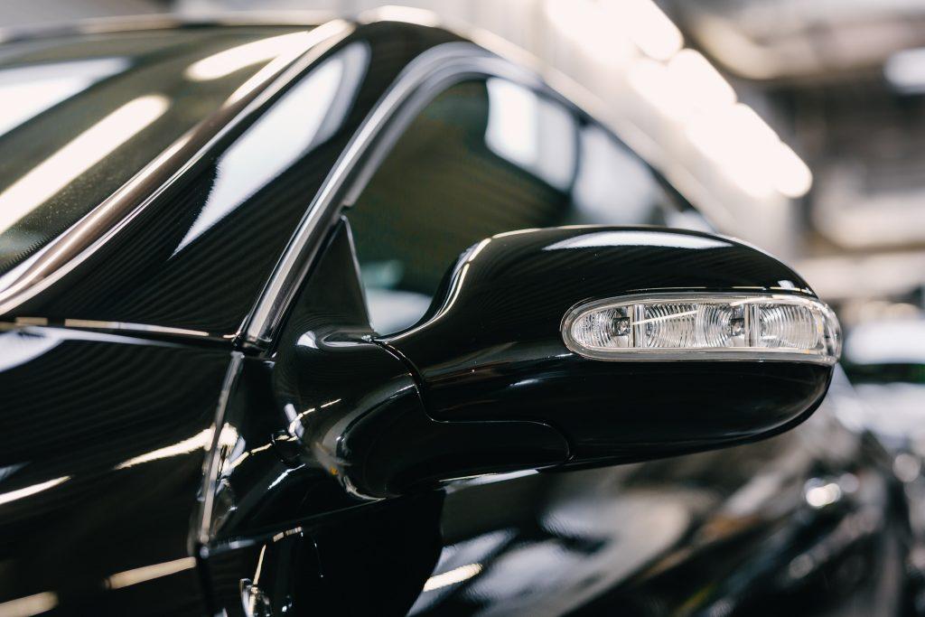 Mercedes-Benz CLK 63 AMG - Auto Detailing - carscare.pl