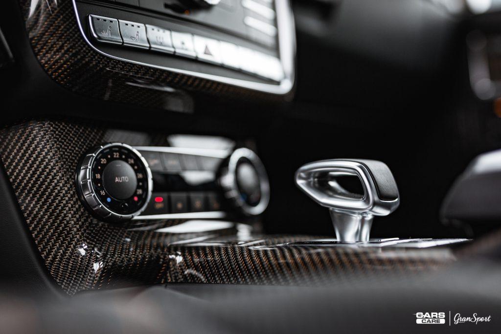 Mercedes G 65 AMG - Zabezpieczenie auta bezbarwną folią ochronną - carscare.pl