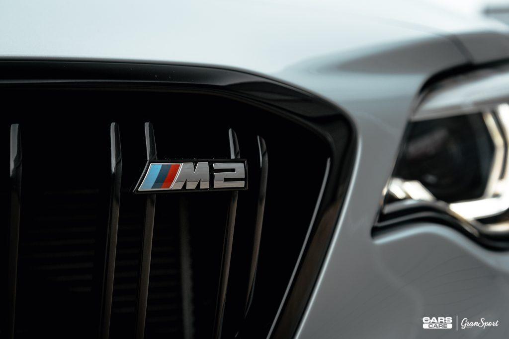 BMW M2 - Powłoka ceramiczna - carscare.pl