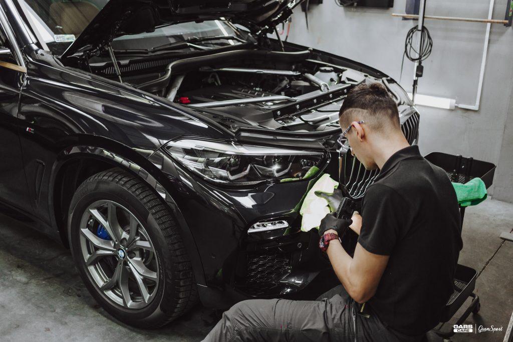 BMW X5 G05 - Powłoka ceramiczna - carscare.pl