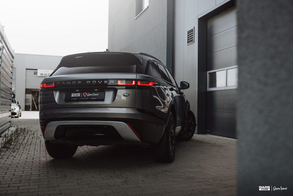 Range Rover Velar - Powłoka ceramiczna - carscare.pl