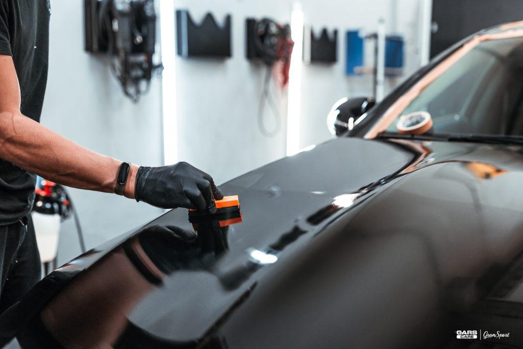 Mercedes AMG GT 63 S 4door - Powłoka ceramiczna - carscare.pl