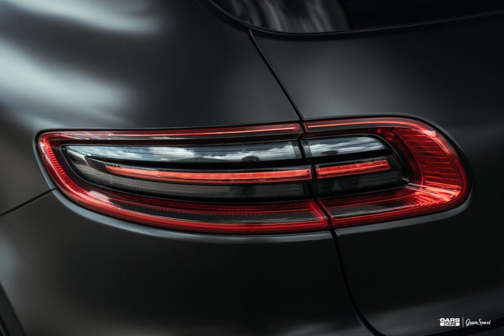 Porsche Macan - Zmiana koloru auta folią - carscare.pl