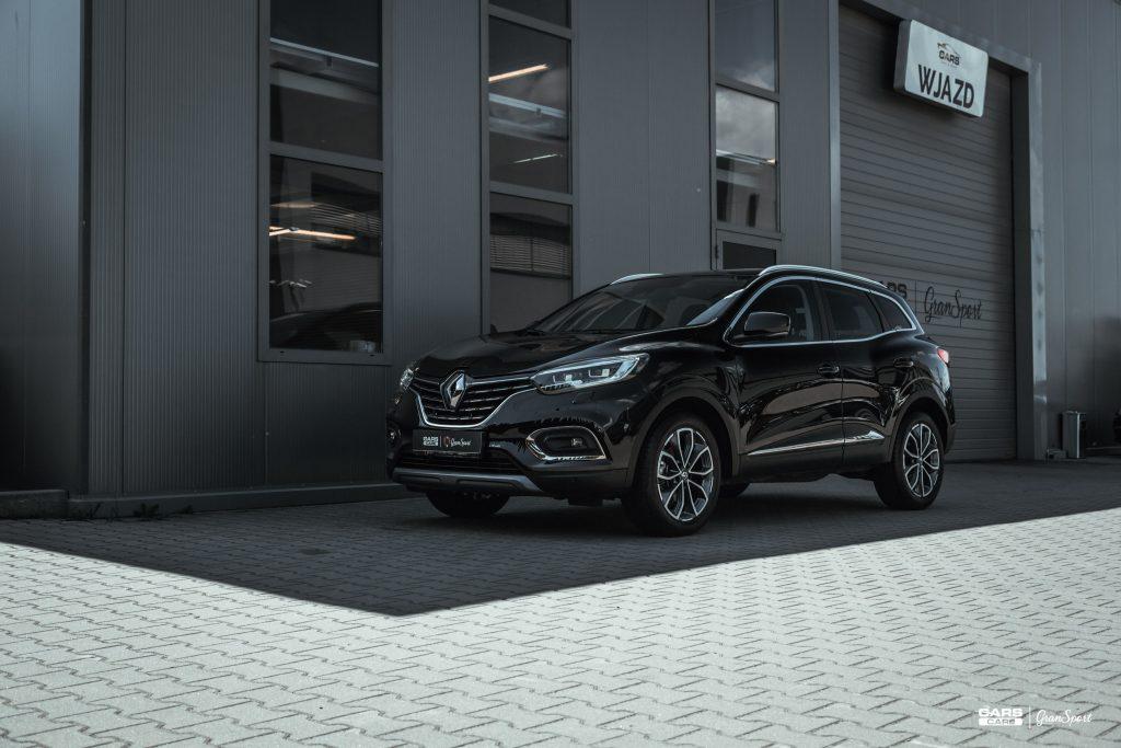 Renault Kadjar - Powłoka ceramiczna - carscare.pl