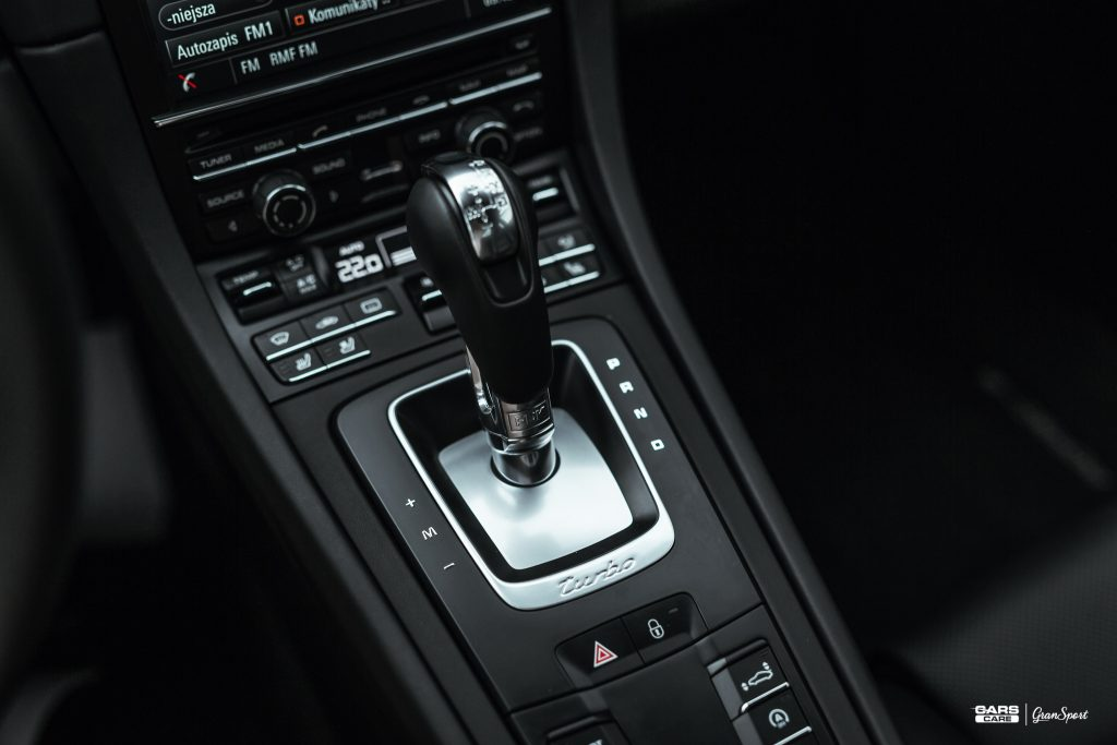 Porsche 911 991 Turbo S - Powłoka ceramiczna - carscare.pl
