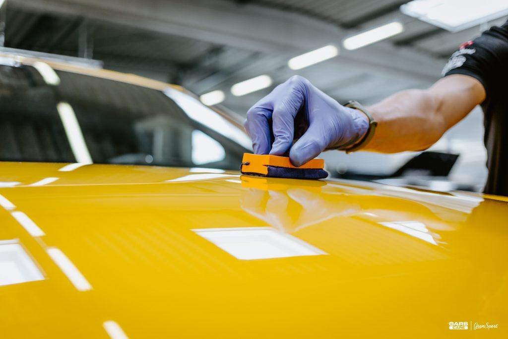 Lamborghini Urus - Powłoka ceramiczna - carscare.pl