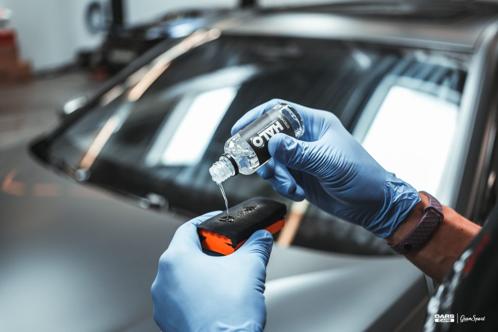 BMW M760Li - Zabezpieczenie auta bezbarwną folią ochronną - carscare.pl