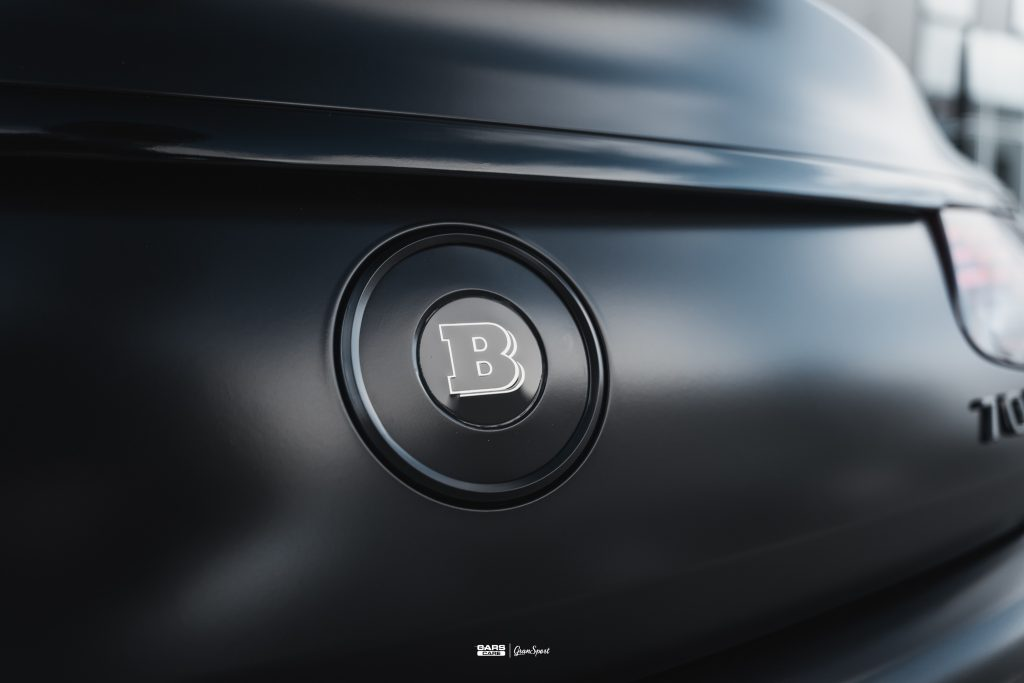 Brabus 700 - Zmiana koloru auta folią - carscare.pl