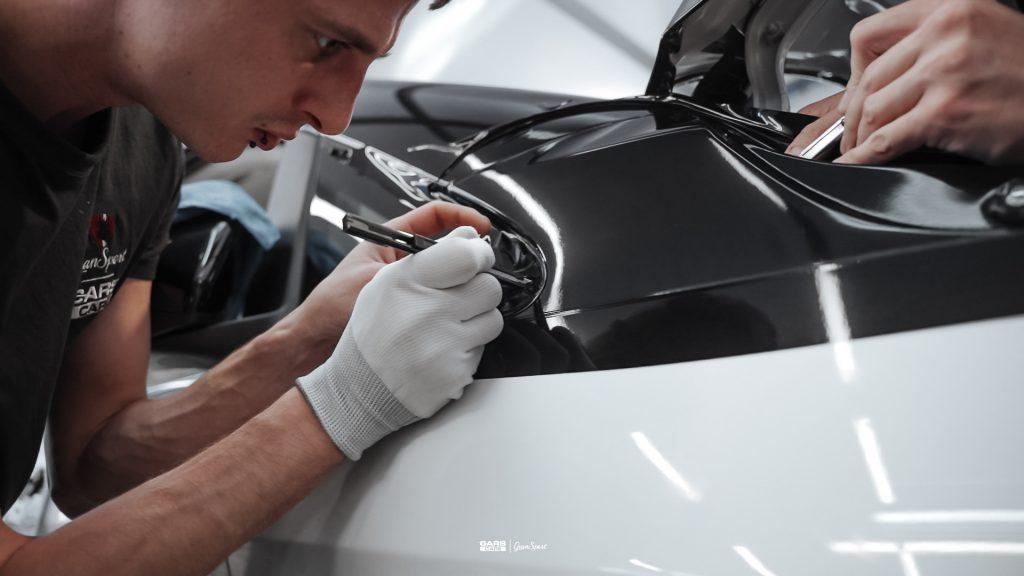 Topcar Inferno - Zmiana koloru auta folią - carscare.pl