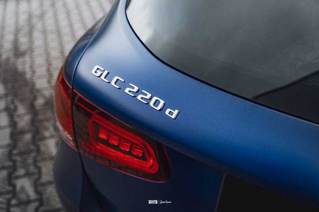 Mercedes-Benz GLC - Zabezpieczenie auta bezbarwną folią ochronną - carscare.pl