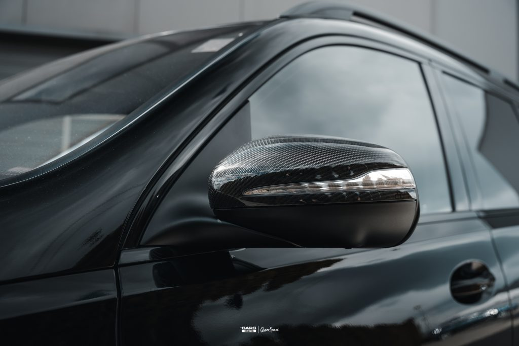 Brabus 800 - Zabezpieczenie auta bezbarwną folią ochronną - carscare.pl