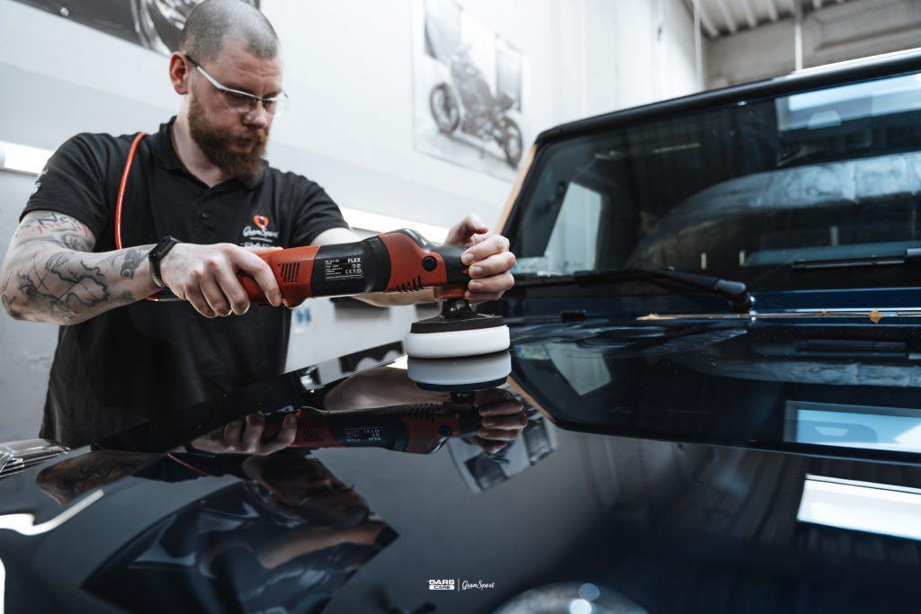 Mercedes G 500 - Powłoka ceramiczna - carscare.pl