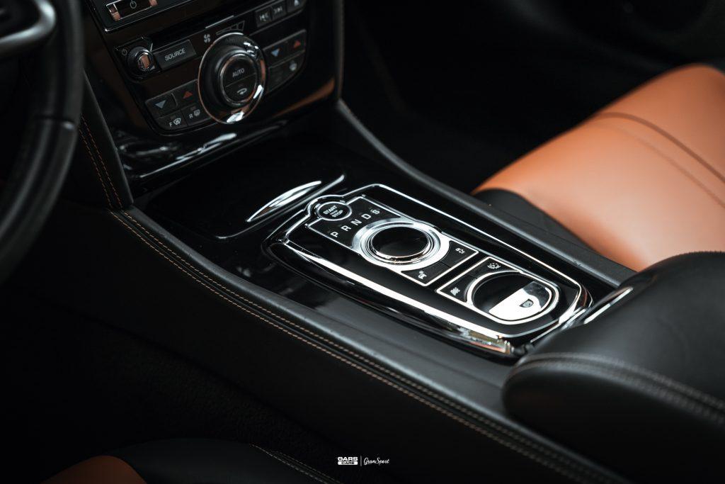 Jaguar XKR Detailing - Powłoka ceramiczna - carscare.pl
